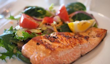savory lemon salmon